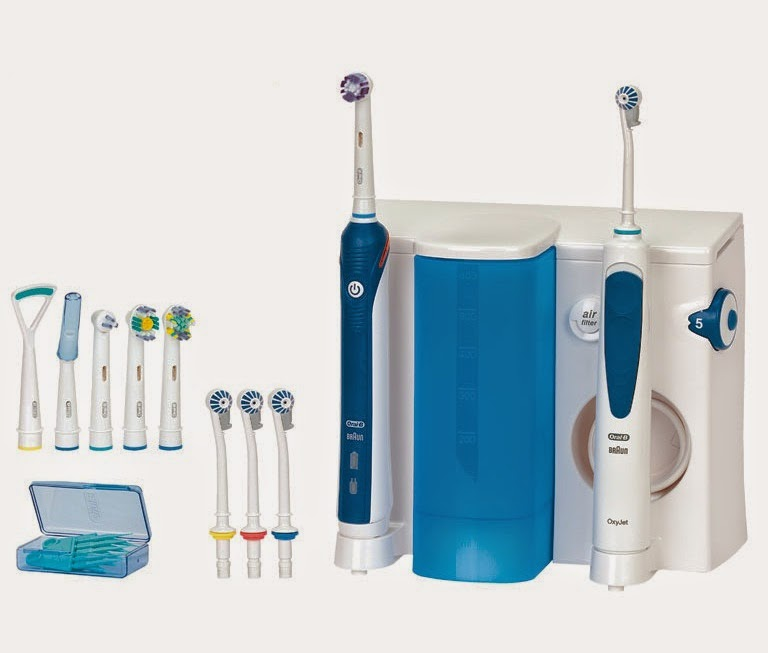 Oral B Professional Care Oxyjet MD20