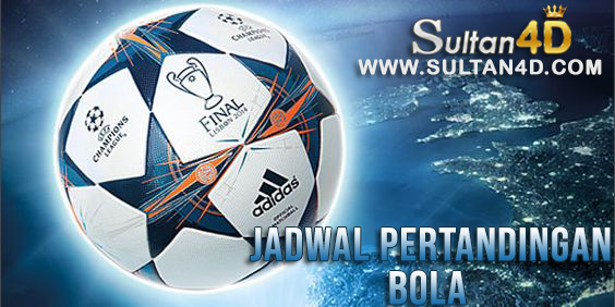 JADWAL PERTANDINGAN BOLA 26 – 27 SEPTEMBER 2019