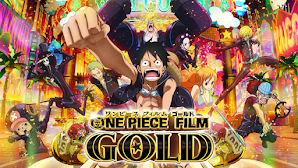 Pelicula One Piece Film: Gold Sub Español [HD – MP4] [720p] [BDrip] [Ligero – MP4]