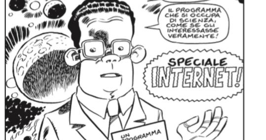 Torna... Misterius di Leo Ortolani