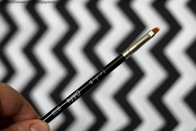 Lovely, Celeb żelowy eyeliner + kredka do oczu + pędzelek Deep Black