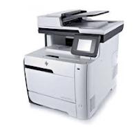 HP LaserJet M475dw Printer Driver Windows Mac