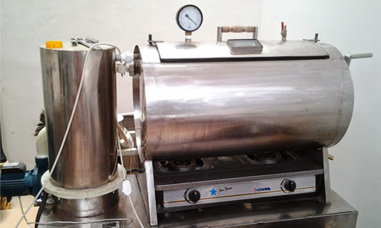Daftar Harga Mesin Vacuum Frying dan Spesifikasi Lengkap