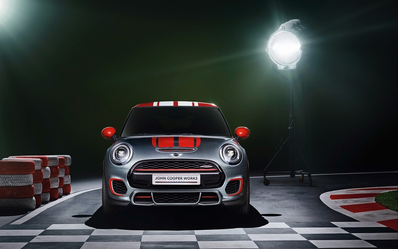 Hallmark MINI Style And Technology Lifted Straight From The Race Track Come Together To Mould Inimitable Character Of A John Cooper Works Model