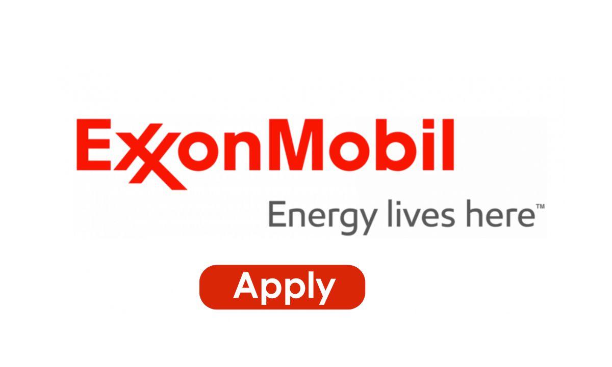 ExxonMobil Jobs - Internship Chemical Supply Chain - @PassMagas