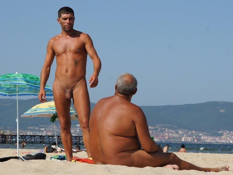 naked rough men