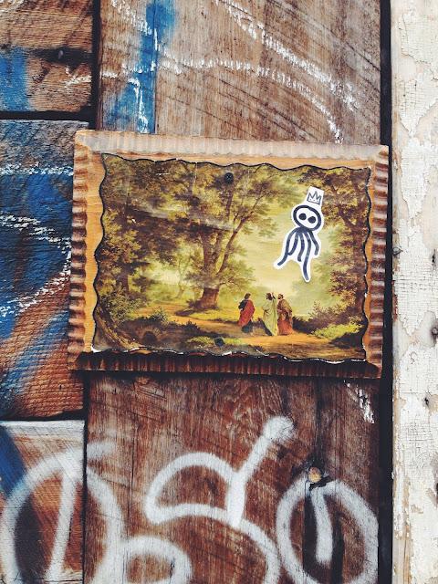 Street Art in Montreal