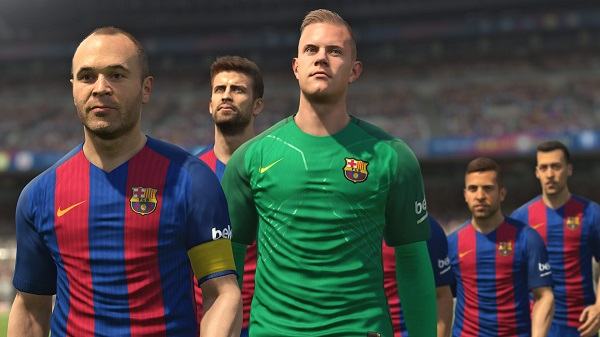 Spesifikasi game Pro Evolution Soccer 2018 di PC