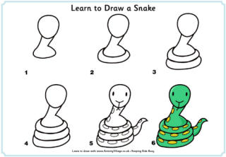 How To Draw Animals Step By Step For Kids Printable