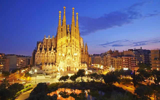 O que fazer em Barcelona Sagrada Família