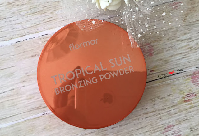Flormar tropical sun bronzlaştırıcı pudra