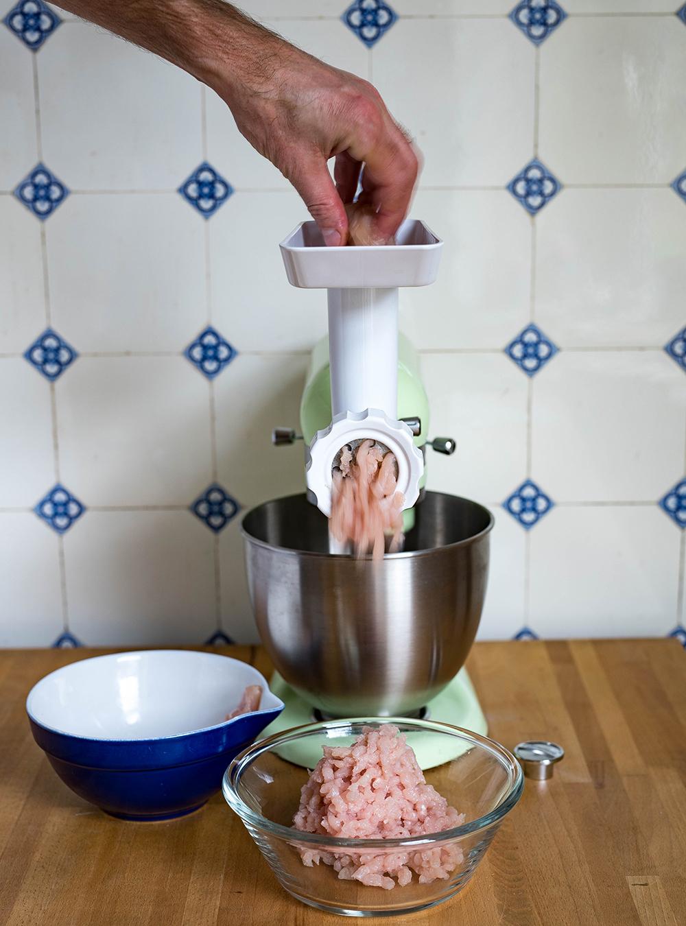 Genial leckere Hähnchen Köttbullar  - Minimoments