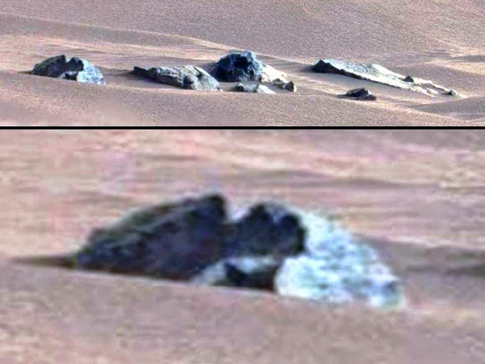 Latest Mars Rover Anomalies (page 4) - Pics about space