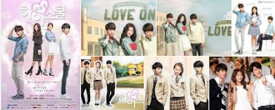 Drama Korea High School Love On