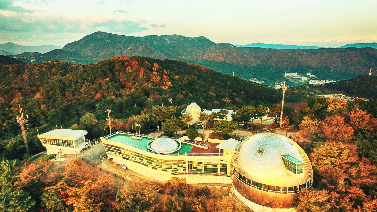 김해천문대 별빛여행