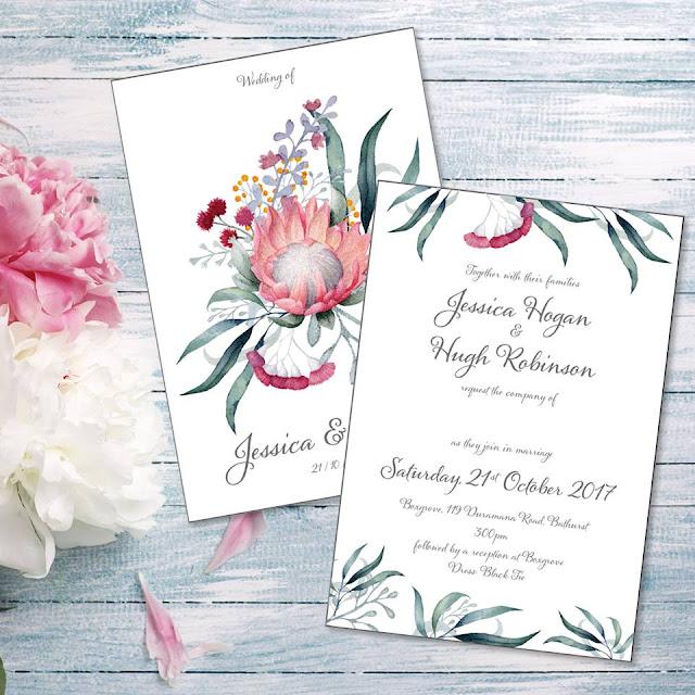 WEDDING STATIONERY TOOWOOMBA WEDDINGS