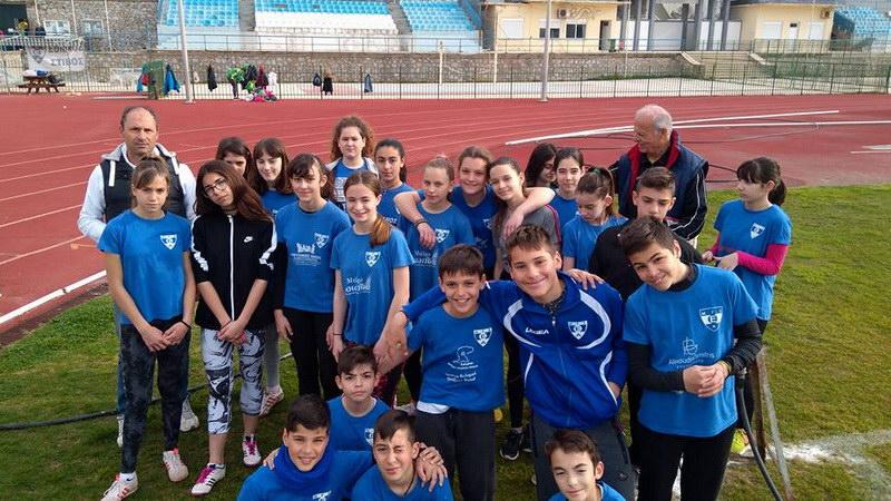 Πρωτιές και διακρίσεις στο Τρίαθλο για τους μικρούς αθλητές του Εθνικού Αλεξανδρούπολης