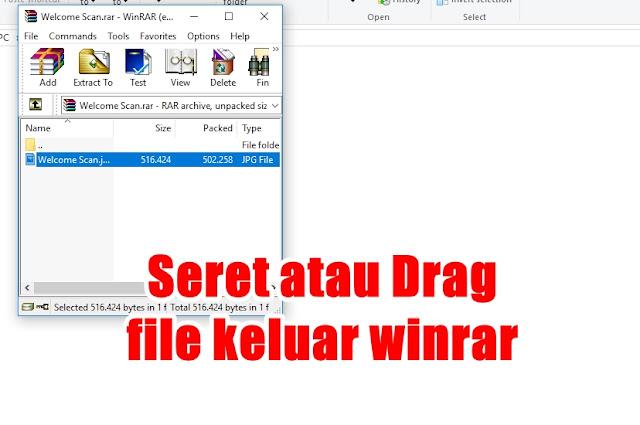 TOP 3 Cara Ekstrak File RAR, ZIP Dan ISO dengan Mudah dan Cepat