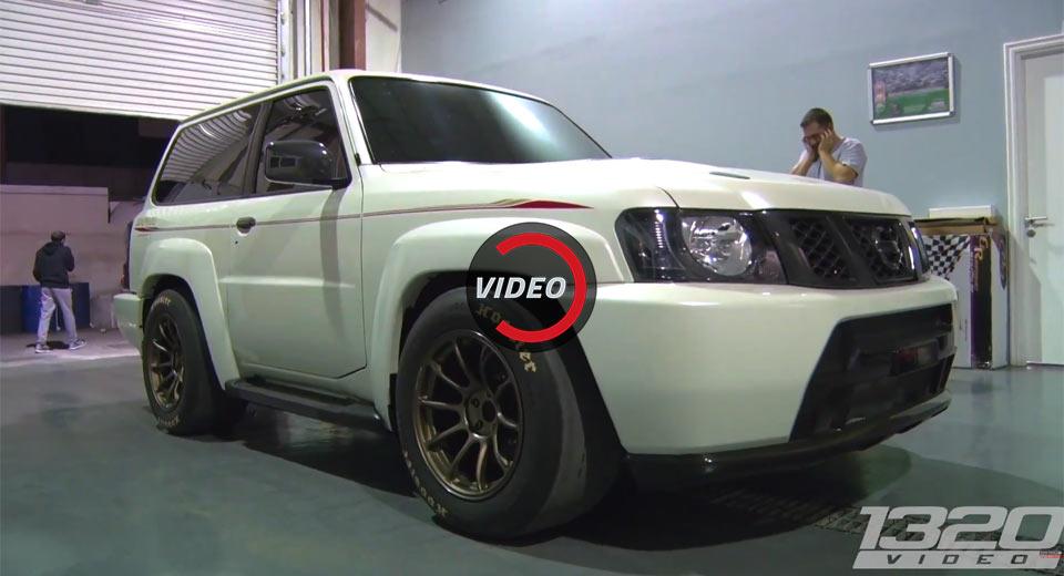 Nissan Patrol Dubai Grand Tour
