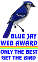 Blue Jay Web Award