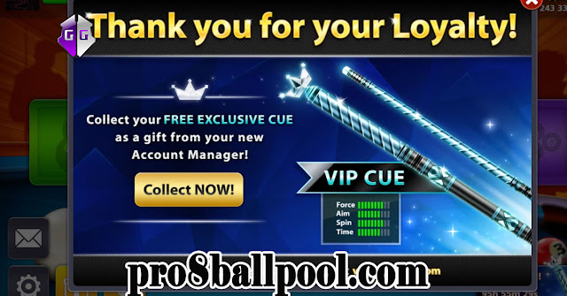 How to get VIP CUE 8 Ball pool