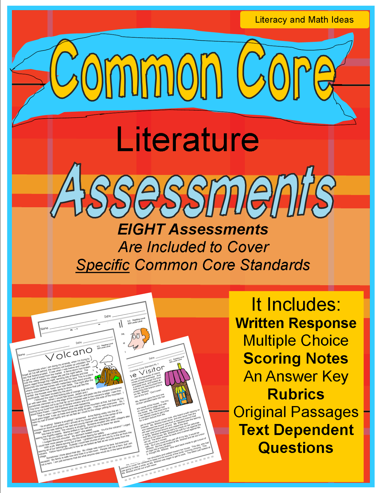 literature common core
