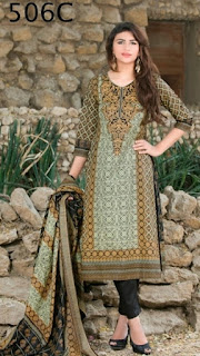 Batik Lawn 2017 Collection with Prices by Moon Textile