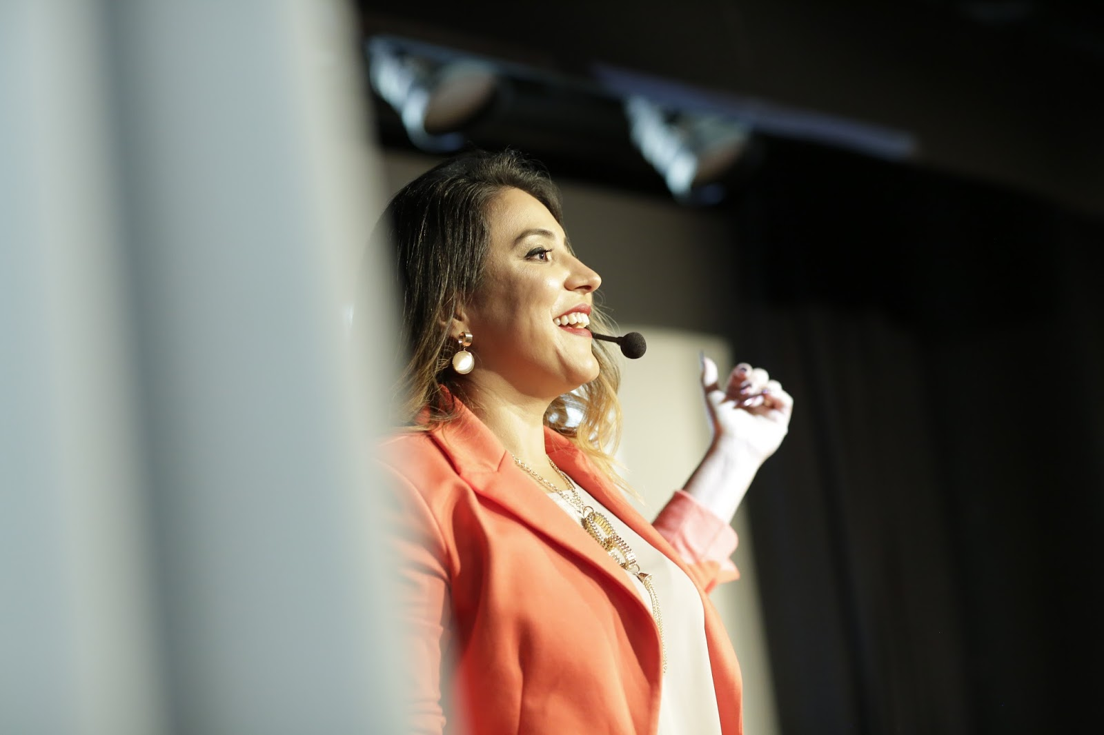 Tríade Recrie-se realiza Talk Show no Teatro do Brasília Shopping
