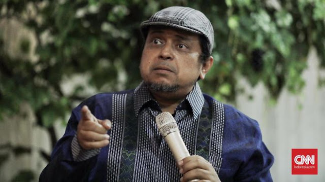 Ini yang Membuat Ustadz Haikal Hassan Tegas Ikut Campur Soal Politik