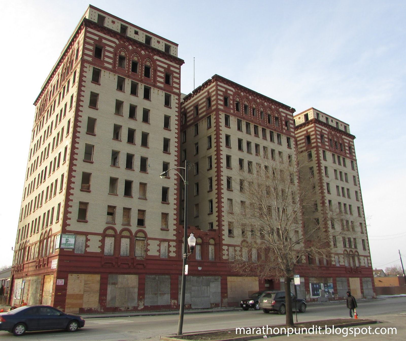 Garfield Park Apartments: Marathon Pundit: (Photos) Abandoned Homes In Chicago's