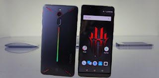 ZTE Nubia Red Magic Gaming Smartphone Full Specification And Price In India