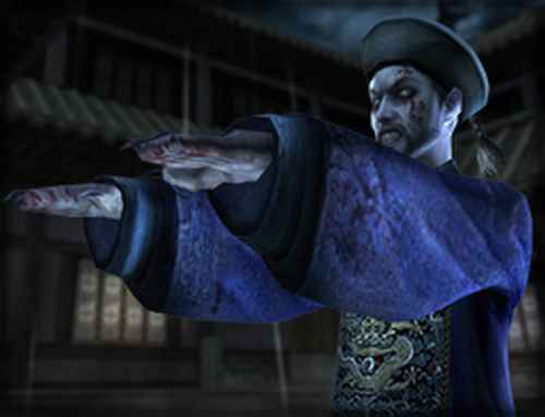 Legenda Vampire China Jiang Shi    Mike Portal