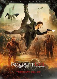 resident evil the final chapter torrent