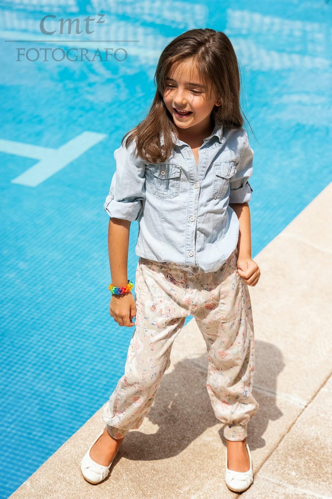 outfit moda niña Pequeña Fashionista
