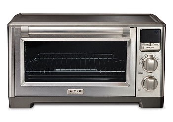 My new Wolf countertop oven has inspired me to cook more! | Chief Family Officer