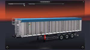 European Trailers pack mod