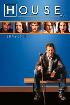 Dr. House 1ª Temporada Torrent - WEB-DL 720p Dual Áudio