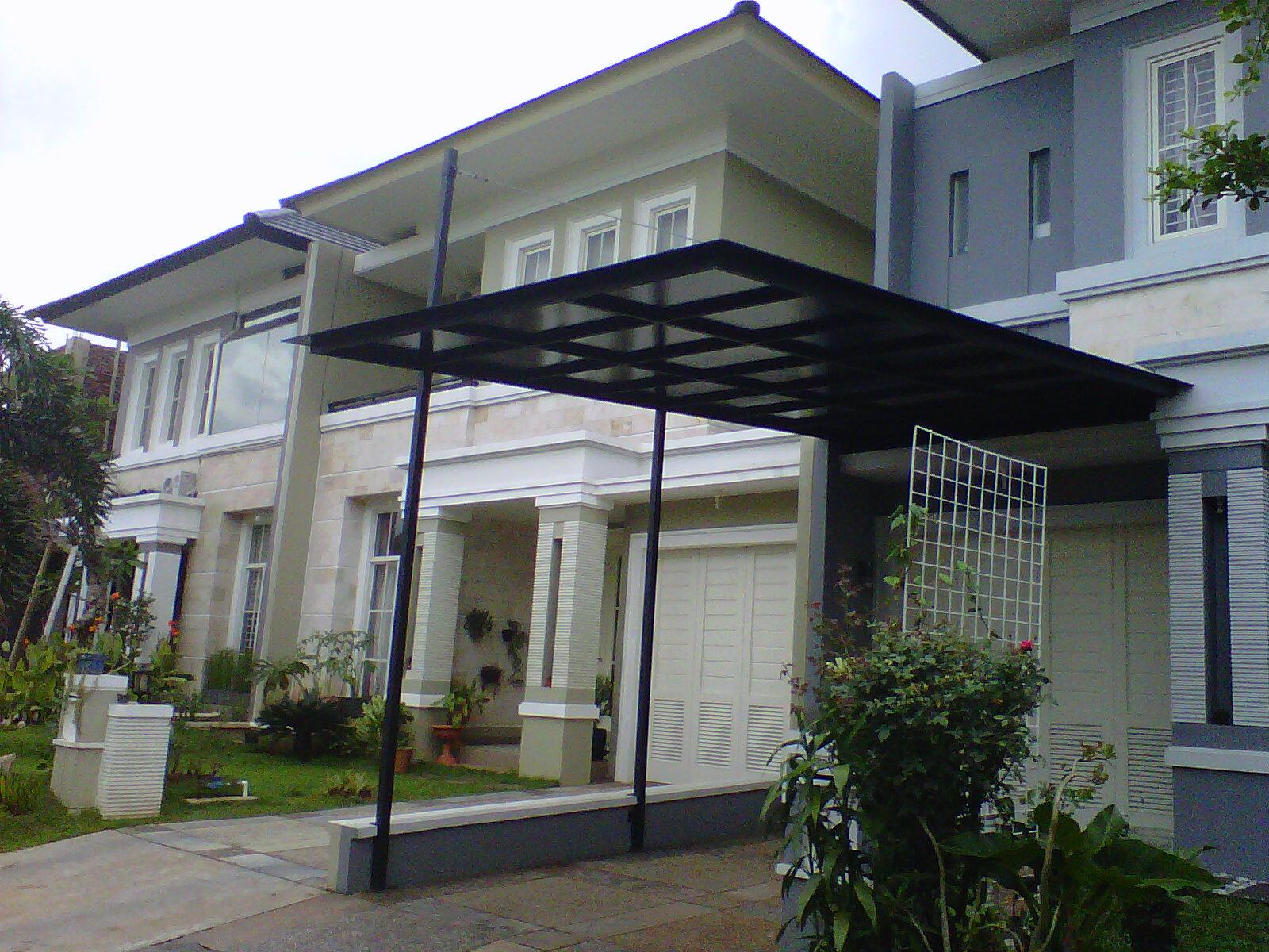 BAJA MANDIRI Menjual macam macam bahan canopy kanopi carport