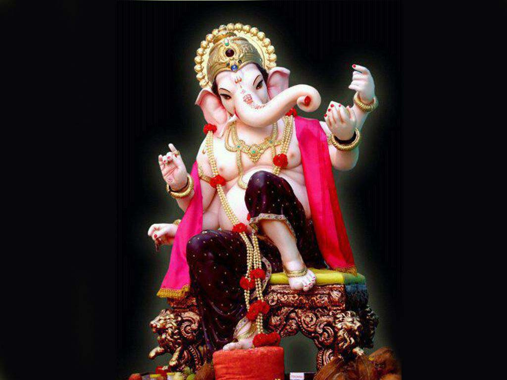 Lord Ganesha Pictures Hd: Beautiful Lord Ganesha HD Images And Photos