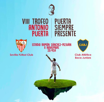VIII Trofeo Antonio Puerta Sevilla Boca