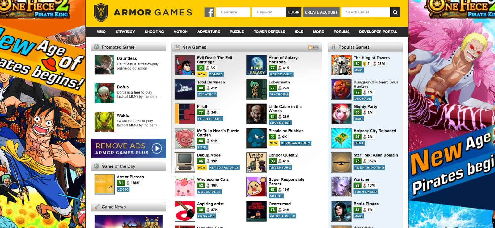 Top 10 Webgames Site to Play Free Online Games - Eazzyone
