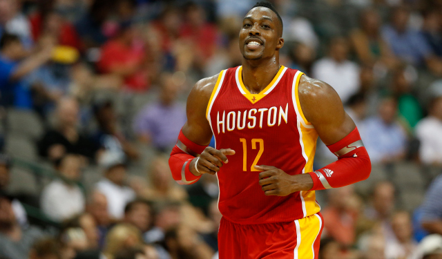 Dwight Howard - Houston Rockets - NBA