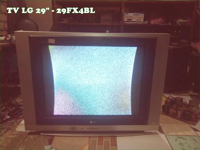 Gambar Televisi Merek LG 29-Inch Model 29FX4BL