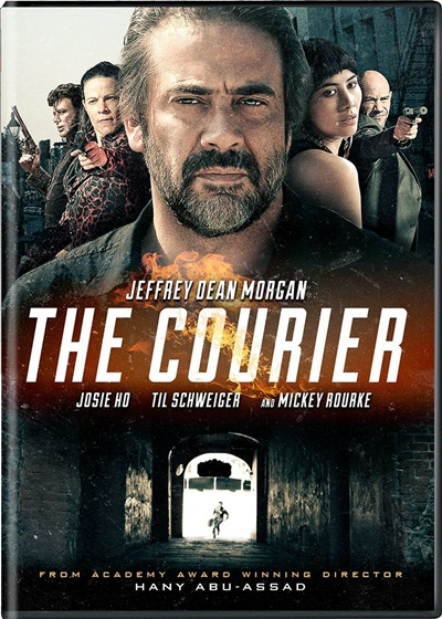 The Courier DVDRip Español Latino
