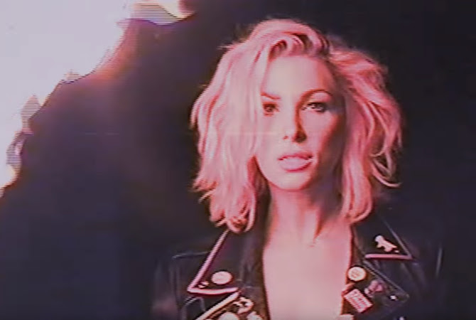 Music video: Bonnie McKee - Thorns | Random J Pop