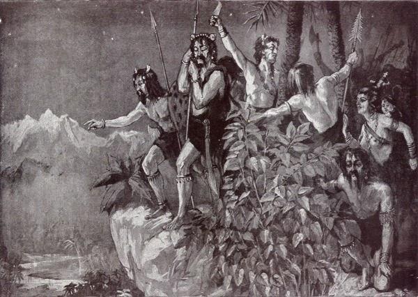 agama pertama, semit