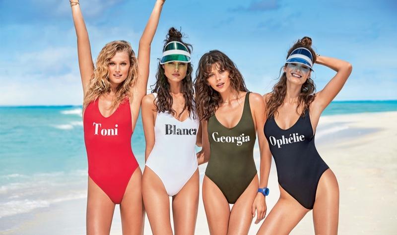 Calzedonia Swim Campaign Summer 2017