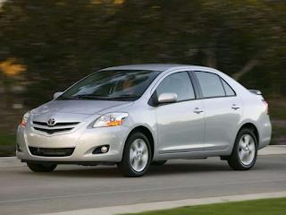 Toyota Vios autobild