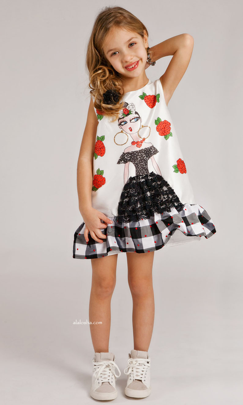 Alalosha Vogue Enfants Child Model Of The Day Lёlya: Must Have Of The Day: Paesaggino Created A Truly Unique