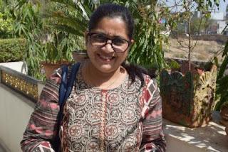 लेखिका-शिवानी जयपुर